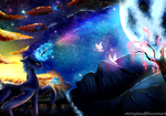 MLP | Princess That Brings Us Night by xKittyblue
