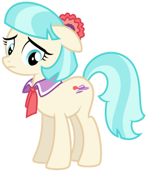 Coco Pommel is sad :( by thatguy1945
