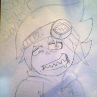 Soul Eater Evans #1 by LUVYFM