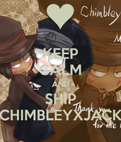 Chimbley Sweep x Jack by hotCookie97