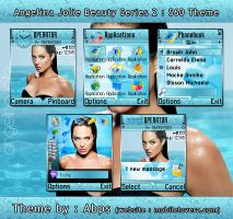 Angelina Jolie : s60 Theme by abps