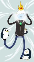 Gunter, why did you gunt my fries? by GreyMixPanda