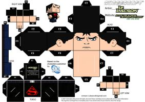 009 Conner Kent Superboy Pattern by IzLacson