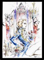 The Vampire Lestat by Madame-Y