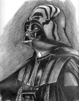 Darth Vader by leiaskywalker83
