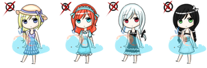 Lolita Lady Adoptables (CLOSED) by Aillix
