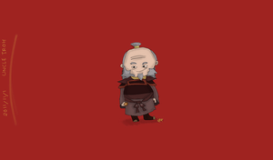 Uncle Iroh by Kaeshay