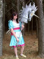 Alice Madness Returns: Siren Dress by Octopusfan13