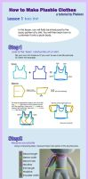How to Make Plushie Clothes- Part 1 by pheleon
