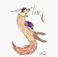 Henry on paper now by LoD90