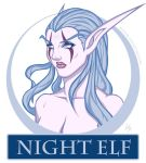 Night Elf by rehsurc