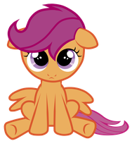 Scootaloo by JennieOo