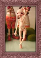 ELVENE the elf 14 cm BJD 1 by DreamHighStudio