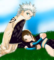 Naomi and Toshiro by PlungedintoLight7