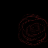 dark.. rose by NYX-AIM