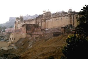Fort Amer India by CitizenFresh