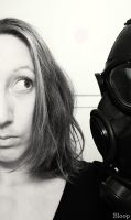 Gas Mask 1 by Octo-pus