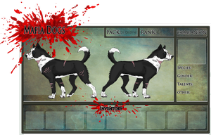 Mafia Dogs App: Kavik by Windicious