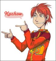 Kachow. by Blue-Fox