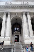 NY Library 01 by LucieG-Stock
