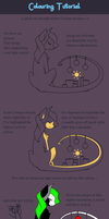 Colouring Tutorial V2 by StickFigureQueen
