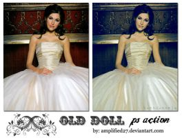 Old Doll - PS Action by amplified27