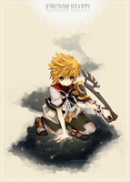 KH - 16 by peachmomo