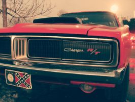 Dodge 1969 V8 Charger R/T by Grabacr96