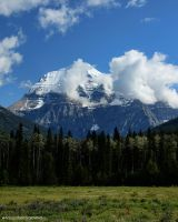 Mt. Robson by AgilePhotography