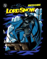 Lord of the Night's Watch Comic Book by liu-psypher