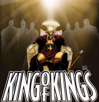 King of Kings by yorchartico