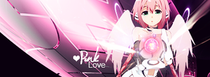 Pinck Love by itii8