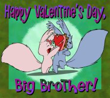 Valentine's Day Card 2008 by Jackster3000