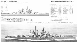 Technical Drawings: USS Clevland by bwan69
