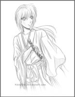 Kenshin for Penpencil2 by Ranefea