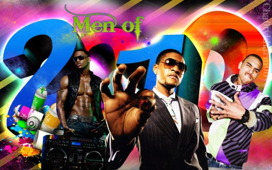 Men of 2010 by cha0tyk-harm0nye