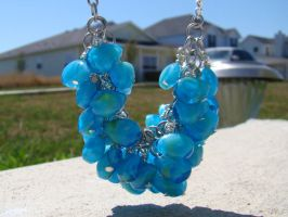 Blue Skies Necklace 1 by Mommy-of-Monsters