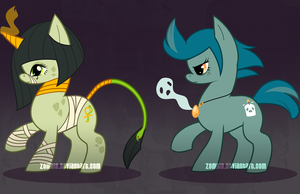 OPEN MLP Adopts (Necromancers) by zombie
