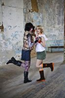 Silent Hill Cosplay: Two of a Kind by LadyofRohan87