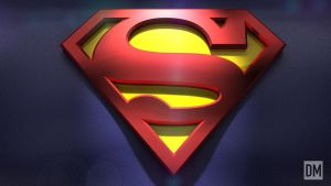 Superman Logo by DanielMead