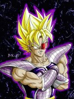 Tarles SSj edited by BK-81