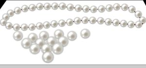 Pearls collar by Mallagueta-Pepper