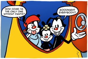 Animaniacs by theEyZmaster