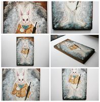 The White Rabbit by beyourpet