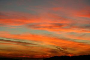 1-18-13 Sunset 8 by Arisingdrew