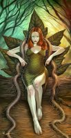 Poison Ivy Revisited by KitoYoung