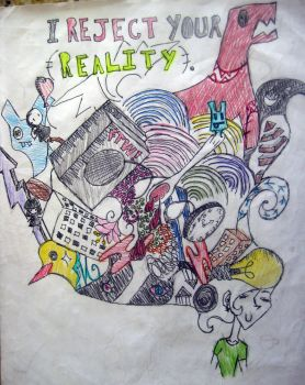 I reject your reality by Ainori