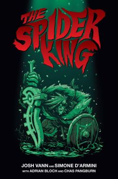 The Spider King Cover by buonaseraukulele