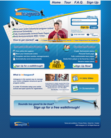 Sports Web 2.0 Layout ver.2 by pedrosampaio