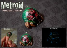 Metroid Feature Charm by GandaKris